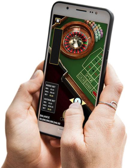 Apuesta online en tu móvil